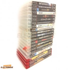 CD Jeux Playstation 3