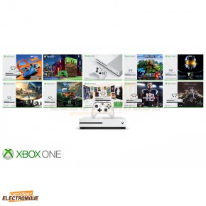 CD Jeux Videos Xbox One