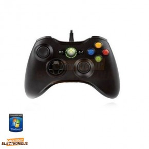 Manette  PC  Xbox 360