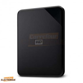 Disques durs externes Western Digital 2To