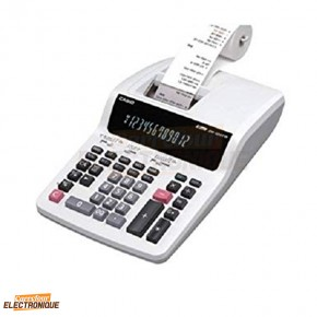 CALCULATRICE CASIO DR 120 TM